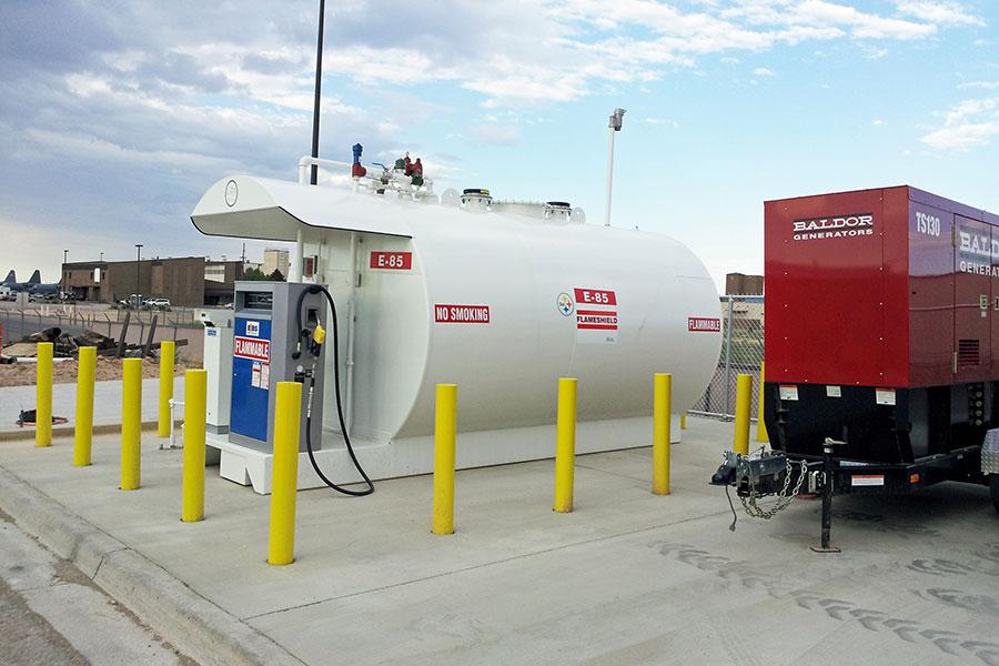 Fuel Amp Lubricants Distribution Tankscan
