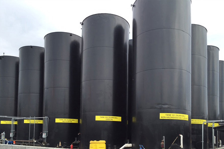 Used Oil Amp Waste Liquid Collection Tankscan