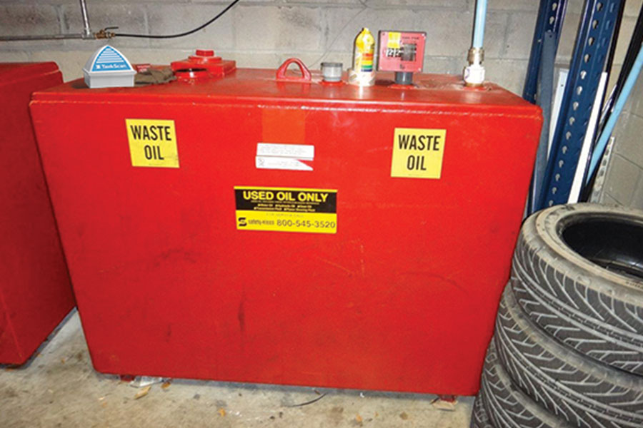 Waste Oil Disposal >> Used Oil Waste Liquid Collection Tankscan